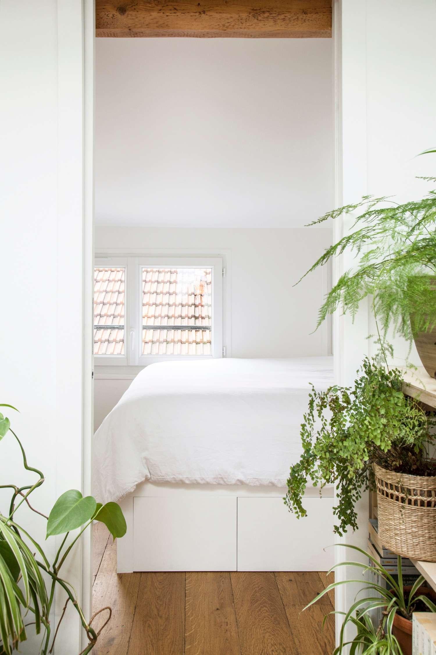 La cabine de sommeil