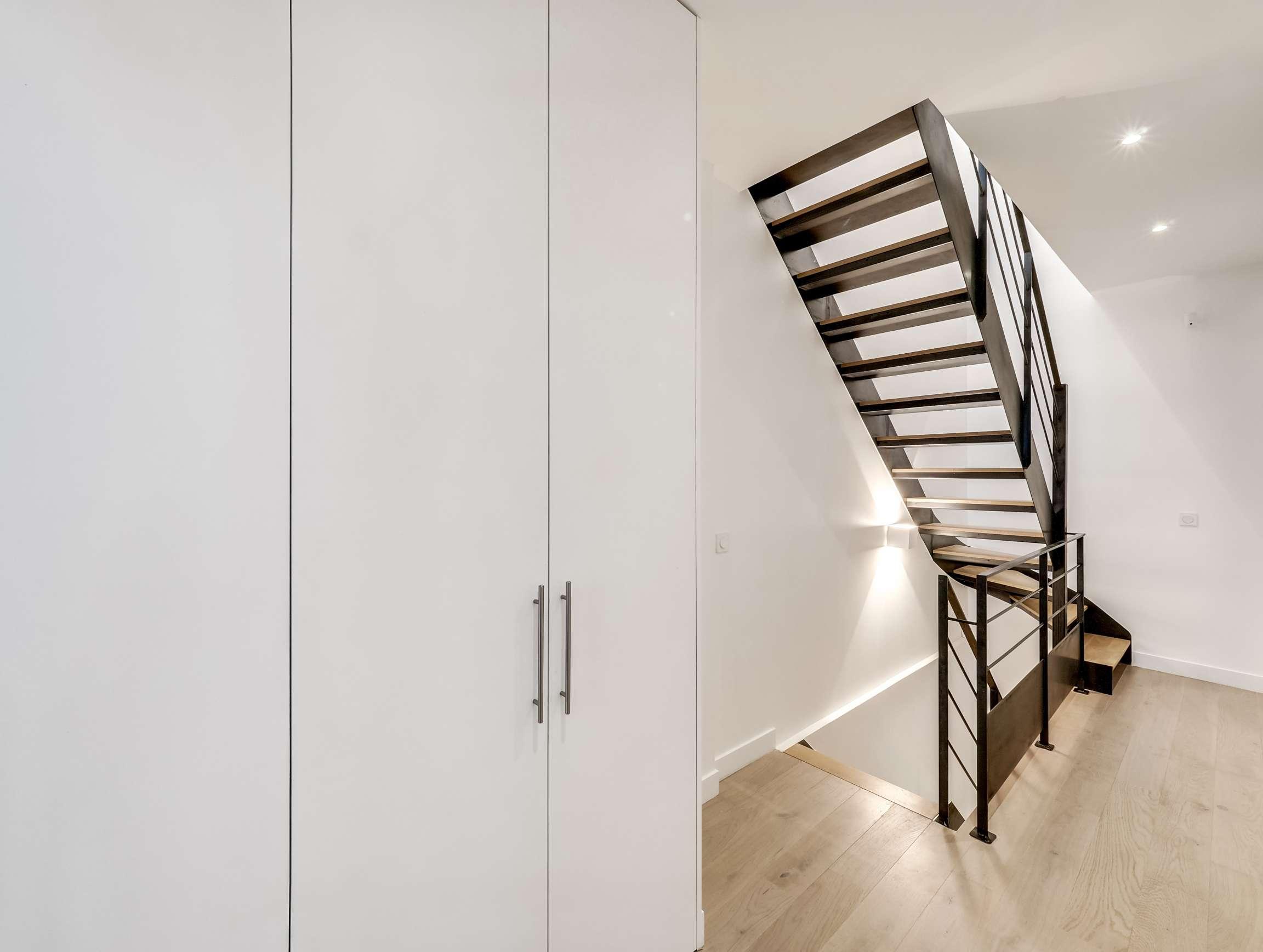 Escalier 1er niveau