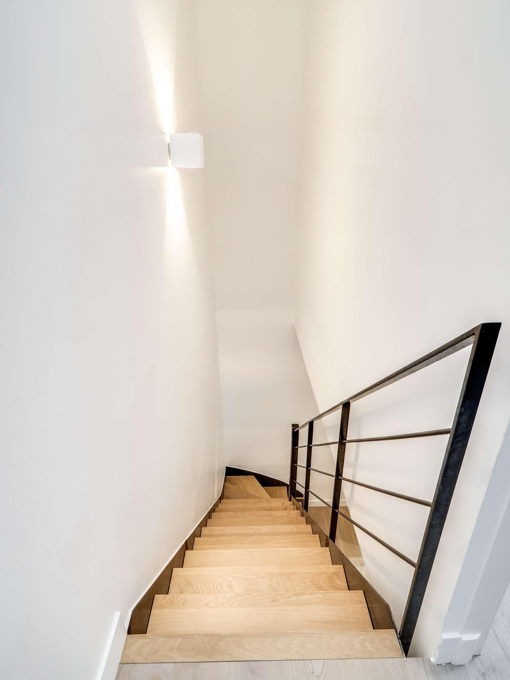 Escalier 2ème niveau