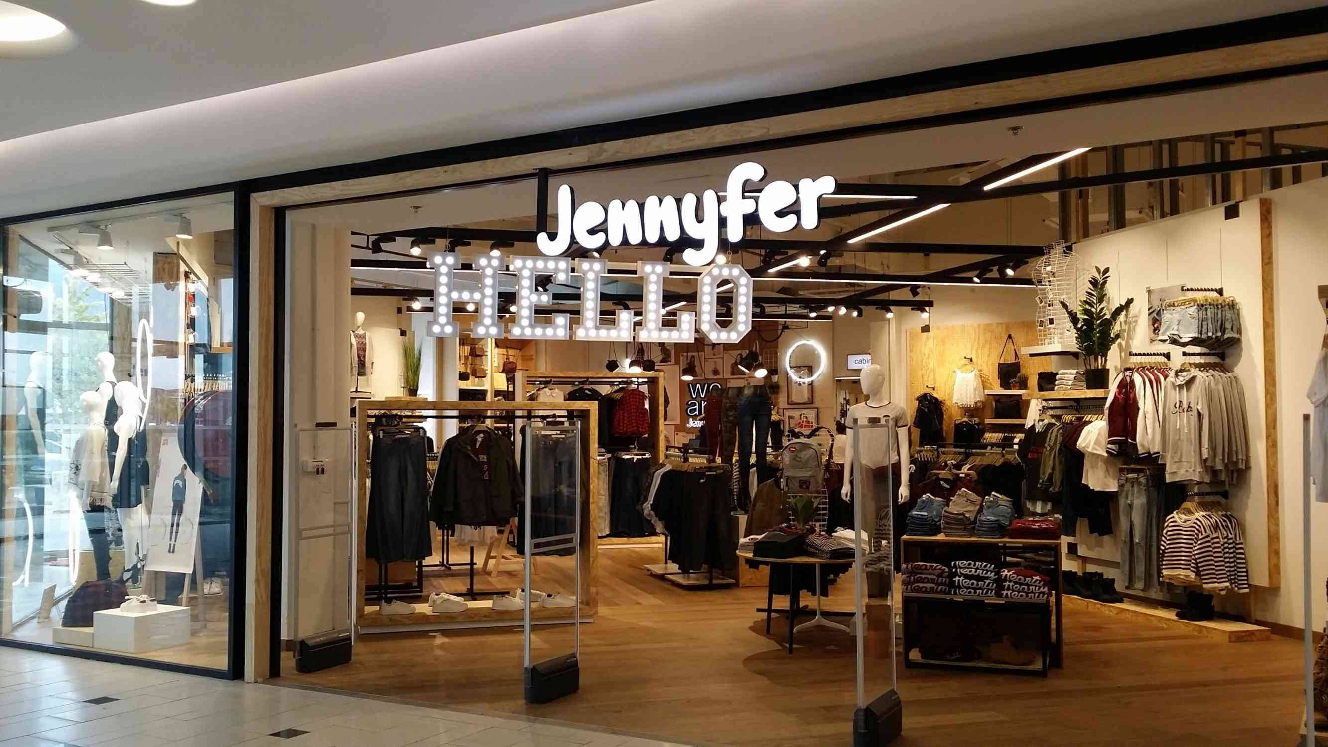 Boutique Jennyfer Val Thoiry