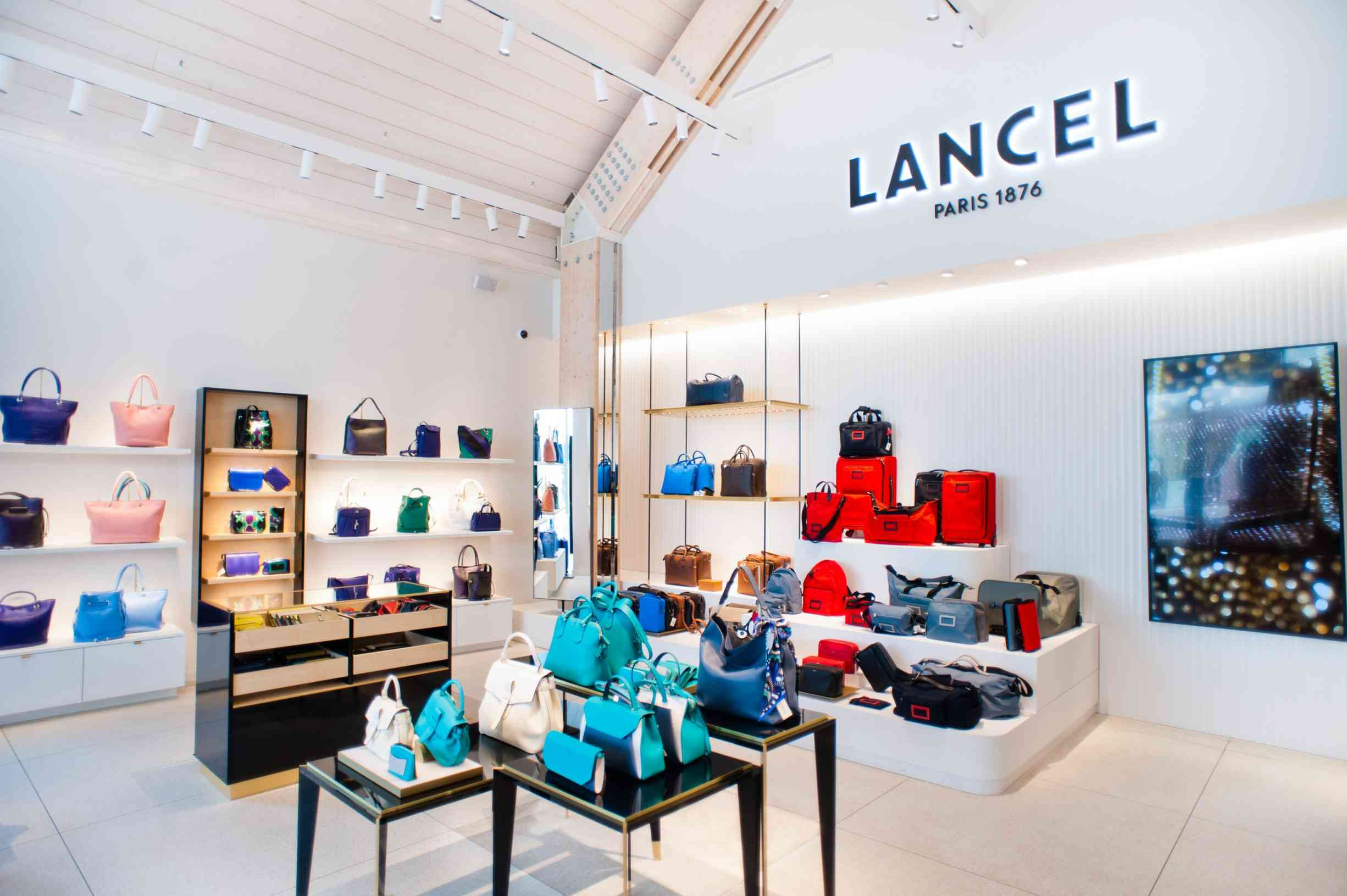 Boutique Lancel
