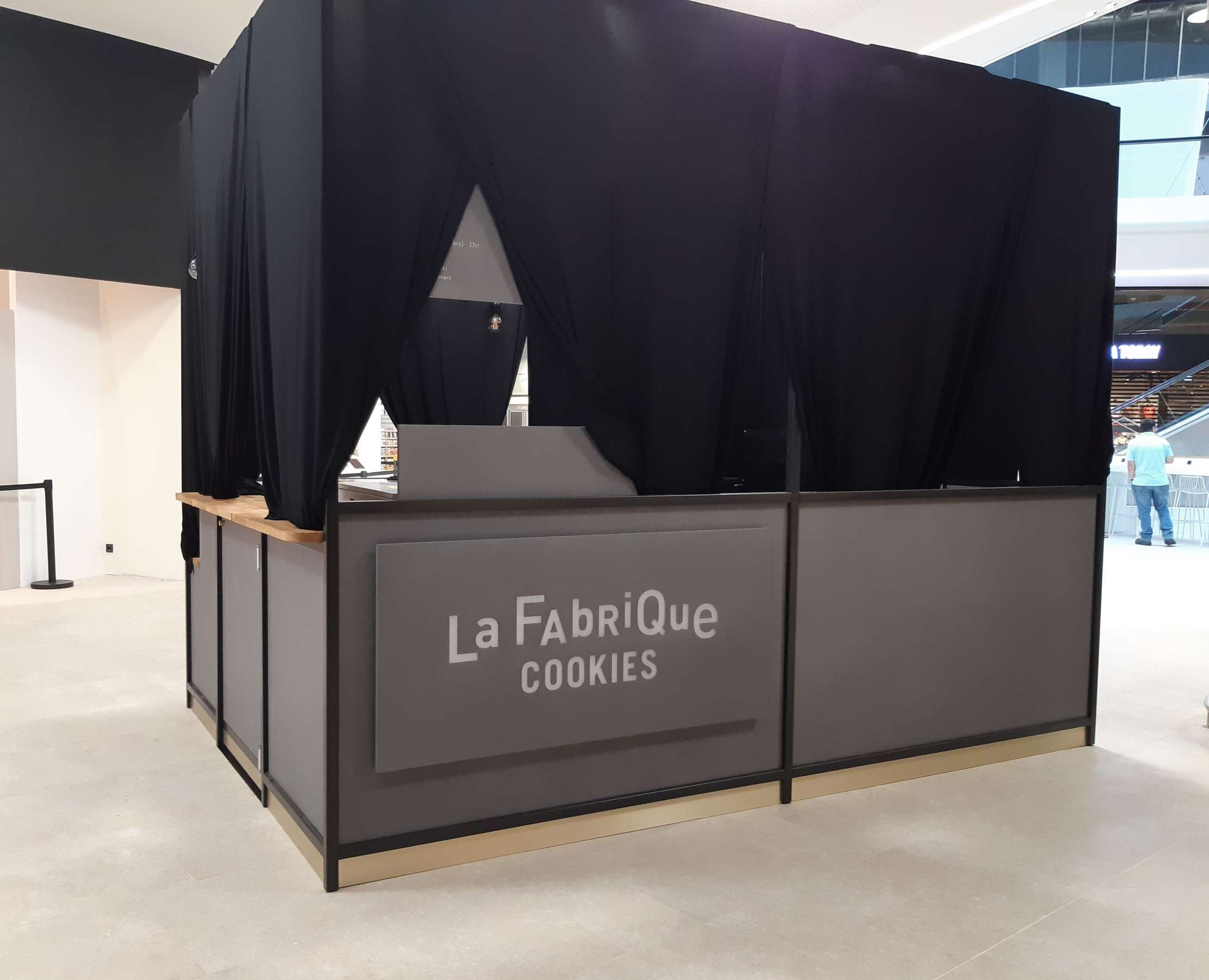 Kiosque La Fabrique Cookies
