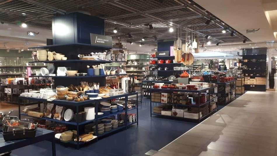 Espace Maison Galeries Lafayette Haussmann
