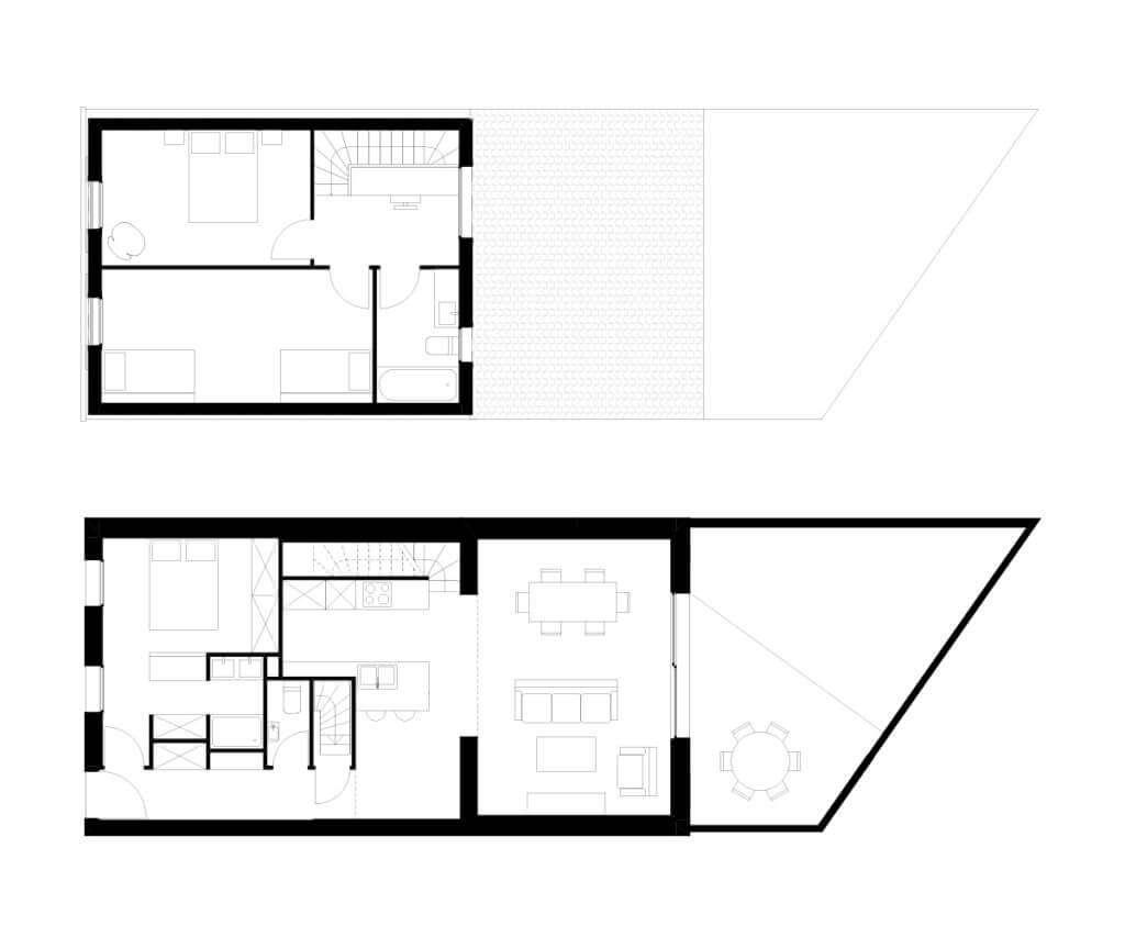 Plans intérieurs