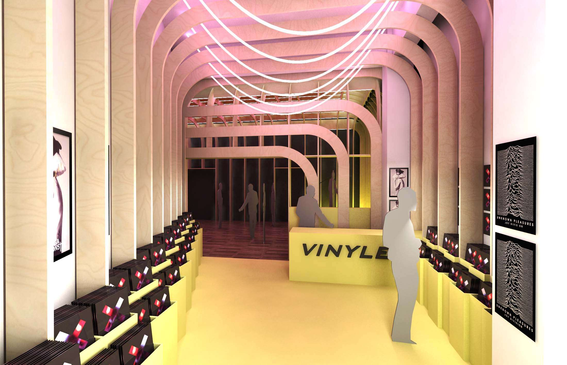 Boutique de vinyles