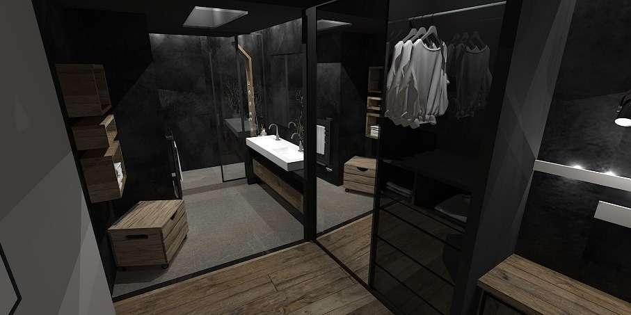 Dressing et Salle d'eau