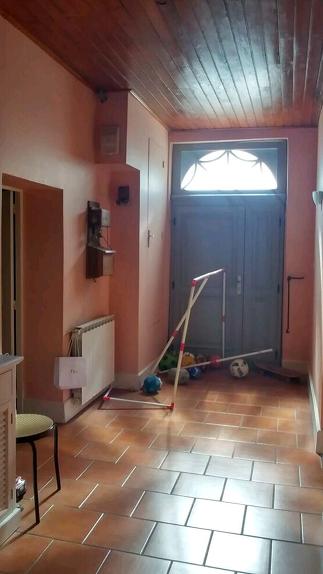 photo de l'existant Porte d'entrée