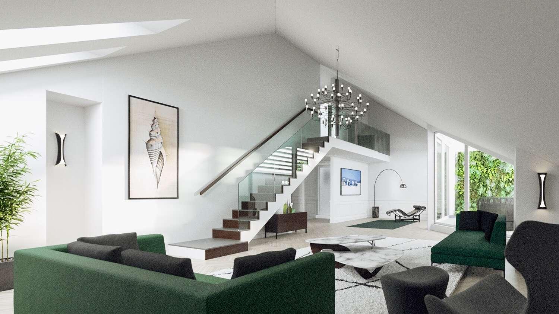 Projet des appartements du prestige