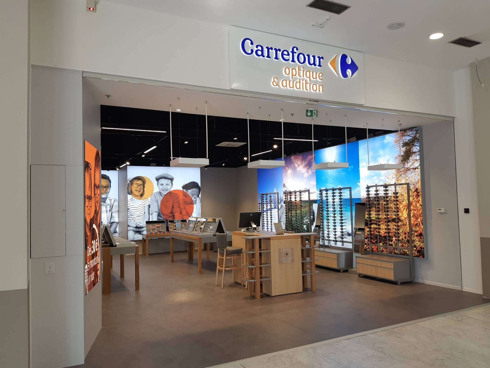Carrefour Optique et Audition