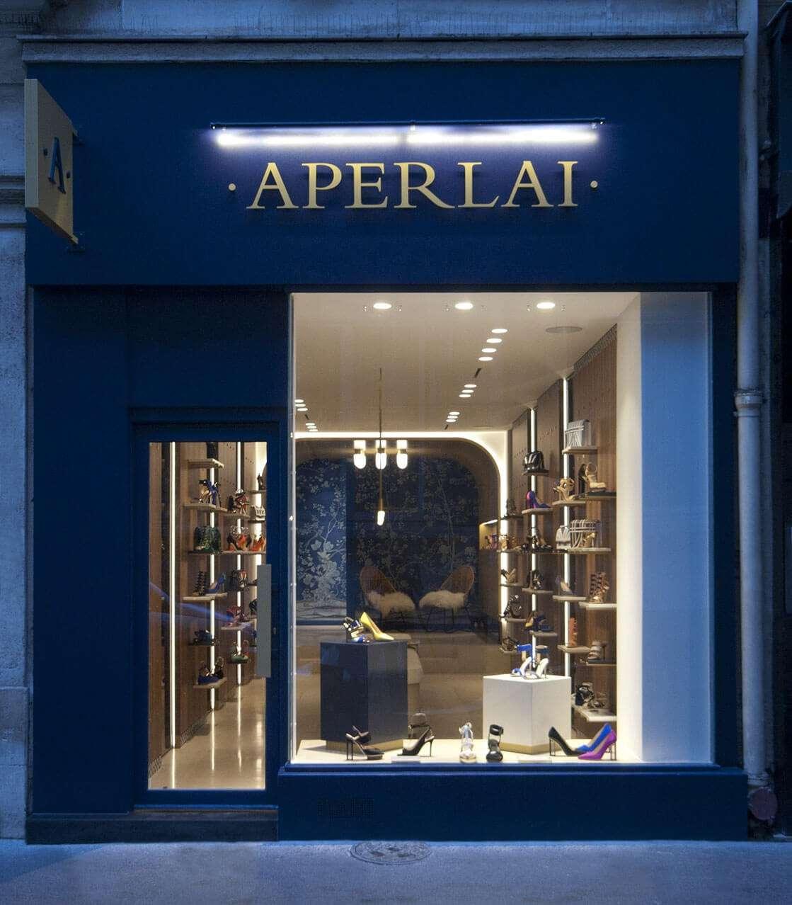 Concept Boutique Aperlaï