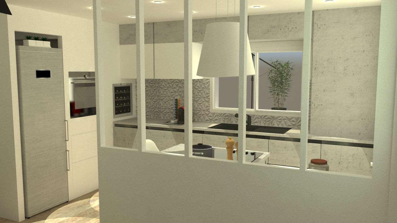 Extension d'un pavillon pour une ambiance moderne et cosy