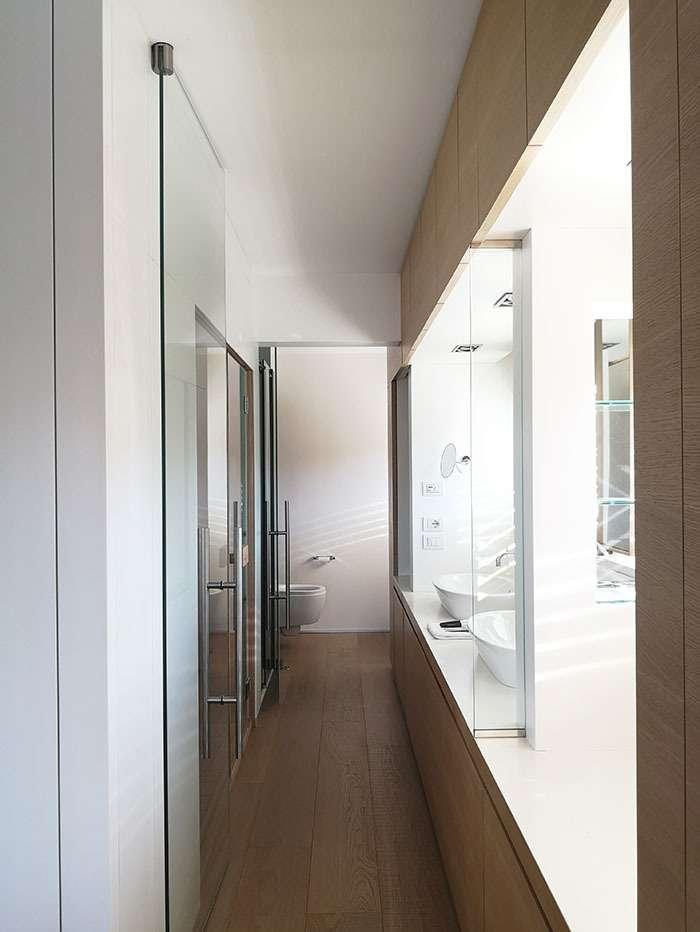 Salle de bain - chambre