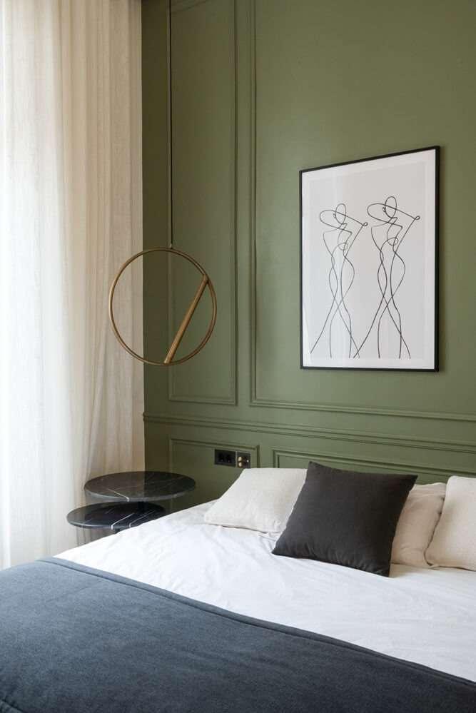 Chambre design originale