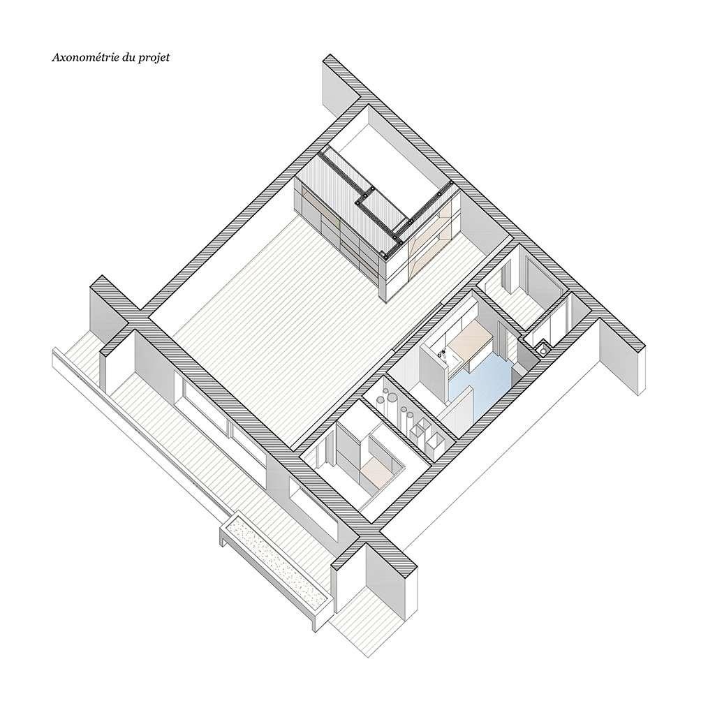Appartement de l'Estérel