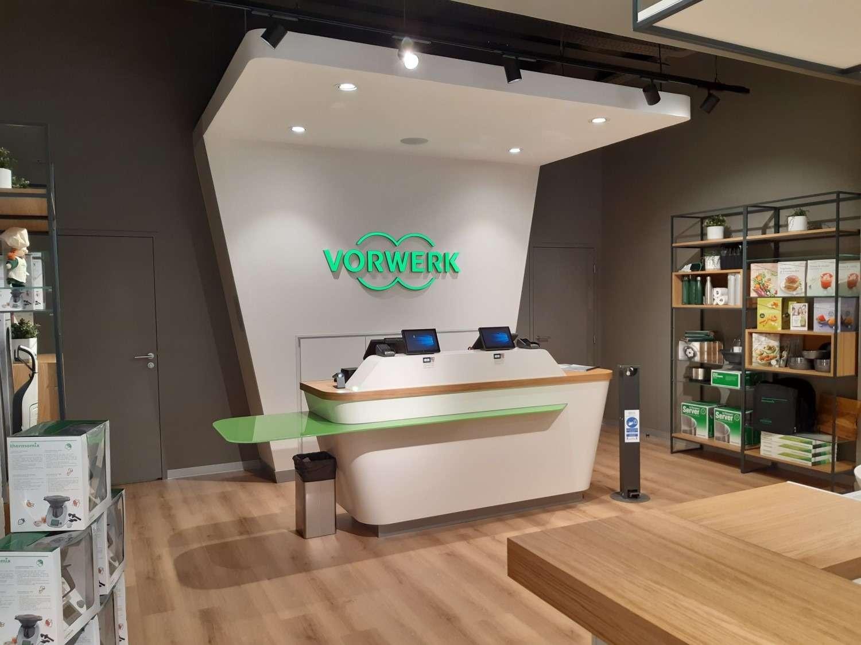 Boutique Vorwerk Lyon République