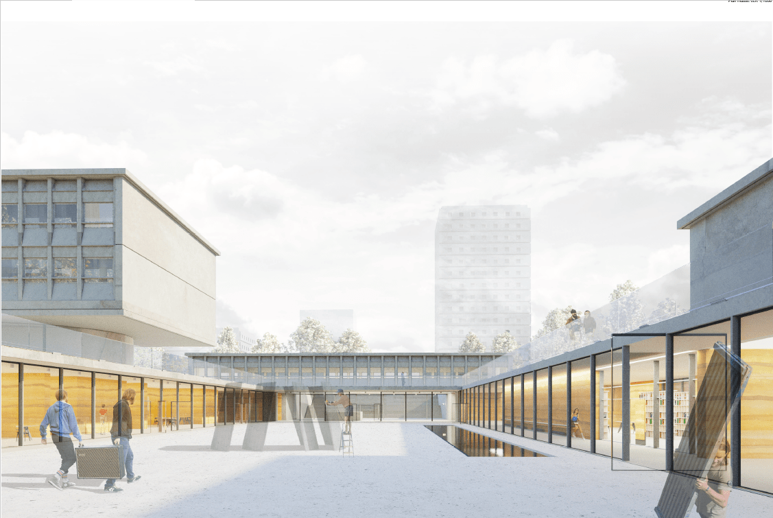 PRIX DE LA MUTUELLE DES ARCHITECTES FRANÇAIS 2020 / ACADÉMIE D'ARCHITECTURE
