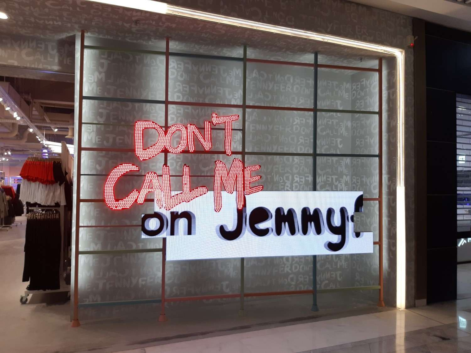 Concept Don't Call Me Jennyfer