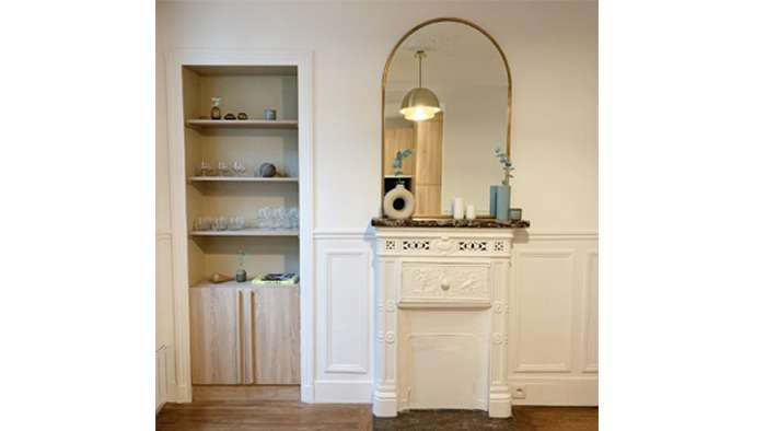 Salon niche