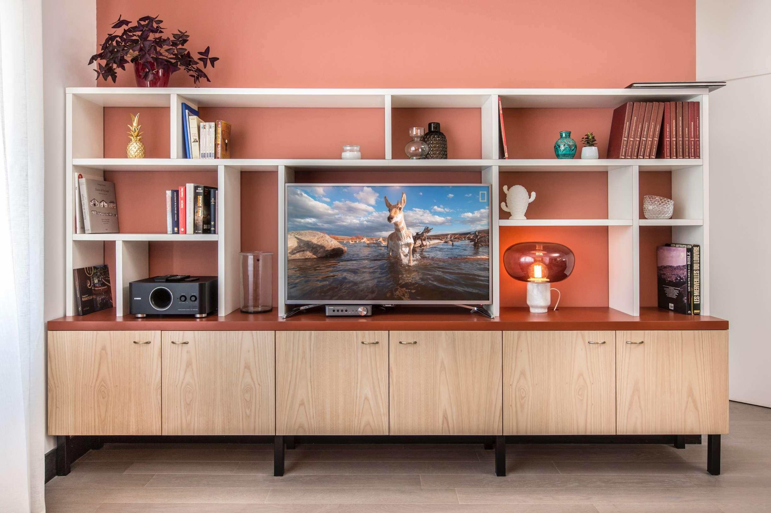 Rénovation d'un appartement haut-de-gamme