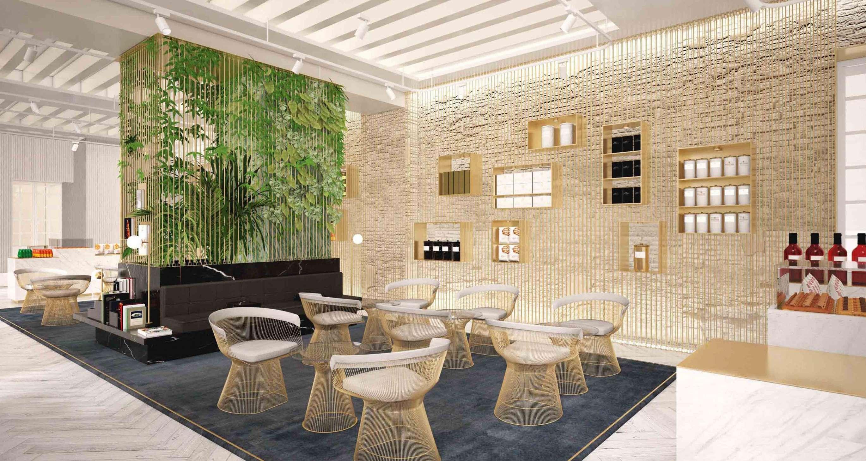 Dalloyau - Restaurant et café du Musée de la Gastronomie - 2018
