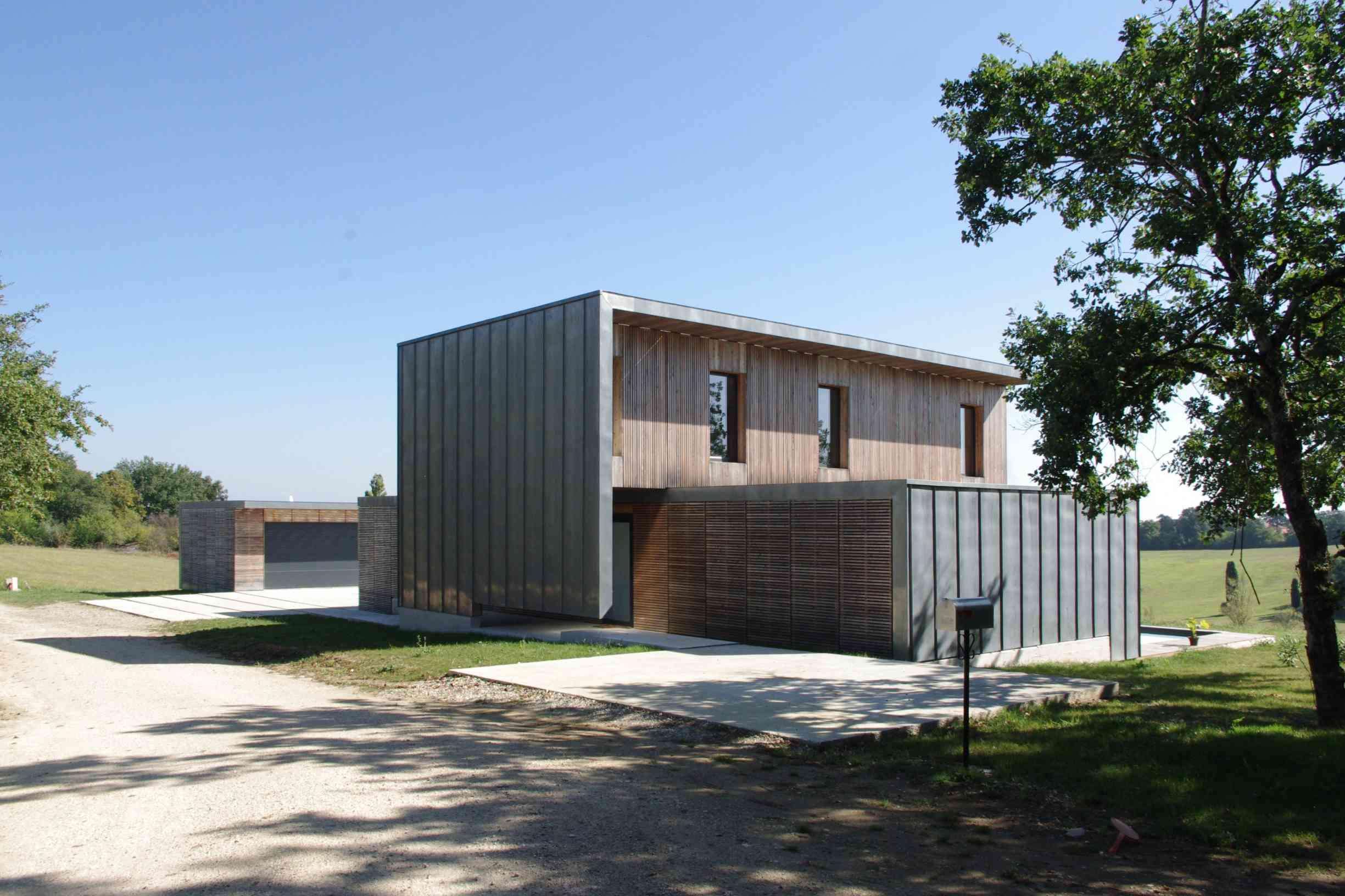Projet CER - Maison l'Estelle