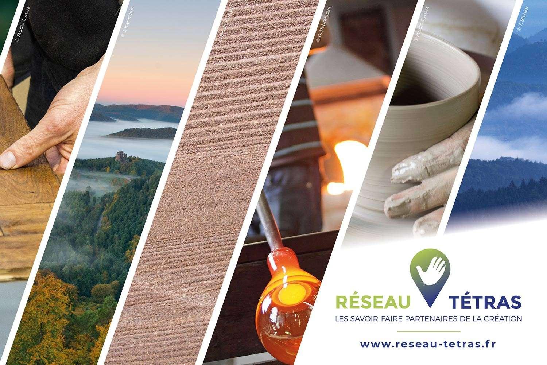 Le Réseau Tétras, une plateforme pour rechercher des fabricants par matériaux, équipements et procédés