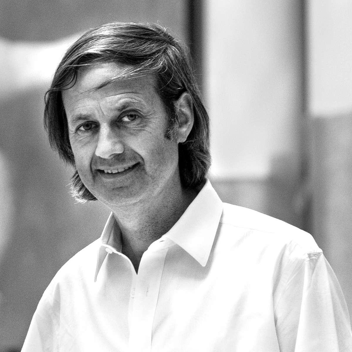 L'architecte Pierre-Antoine Gatier à l'Académie des beaux-arts