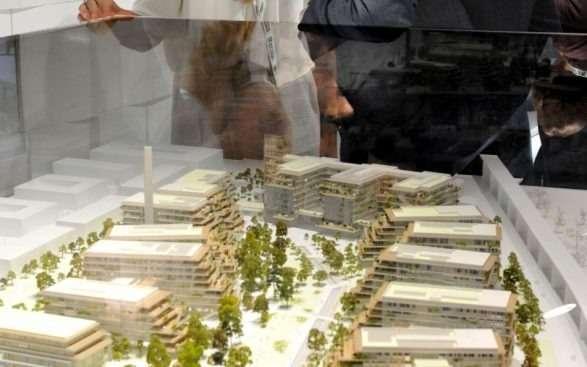 Salon de l'immobilier de l'entreprise (SIMI)