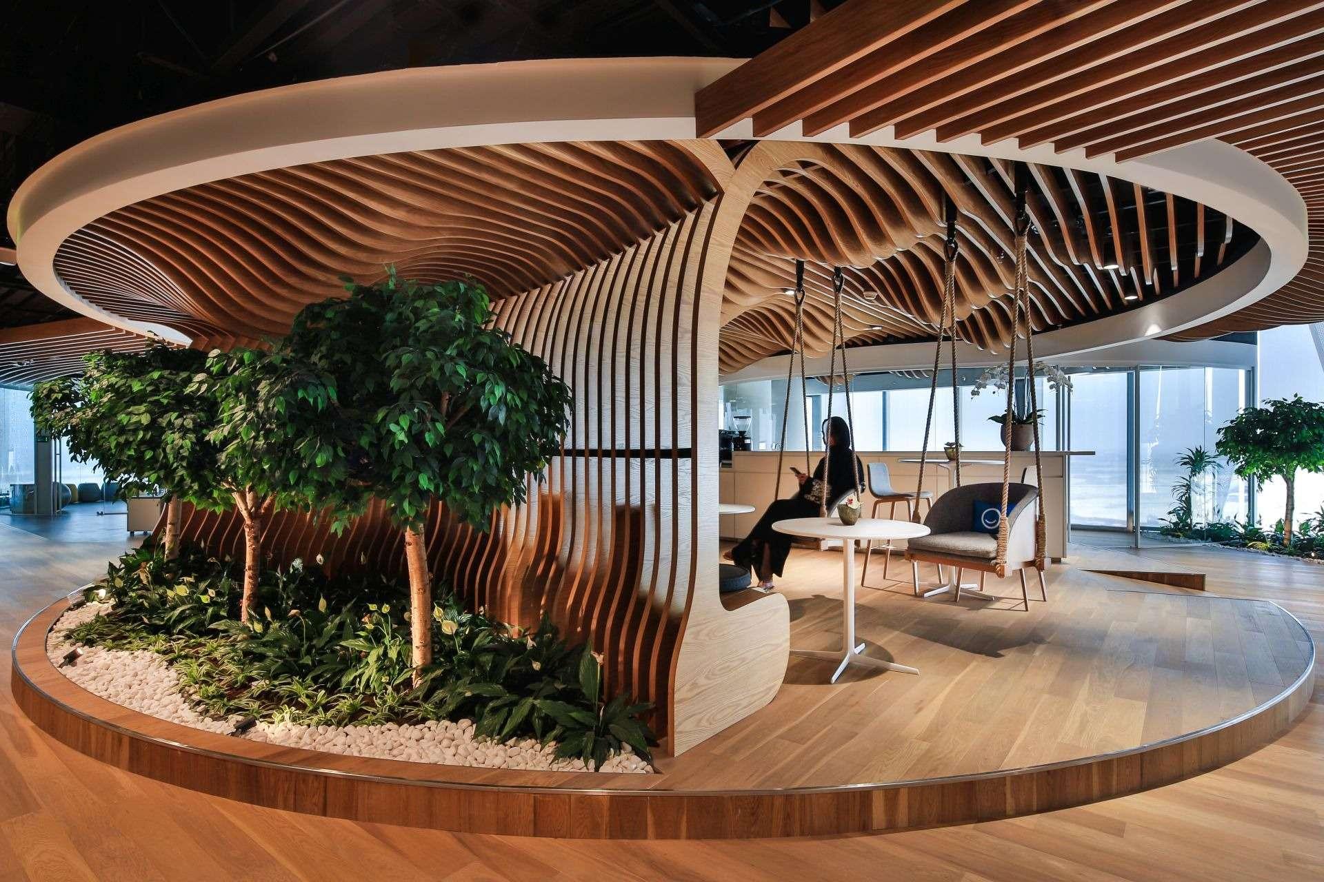 Design biophilique : s'inspirer de la nature pour innover