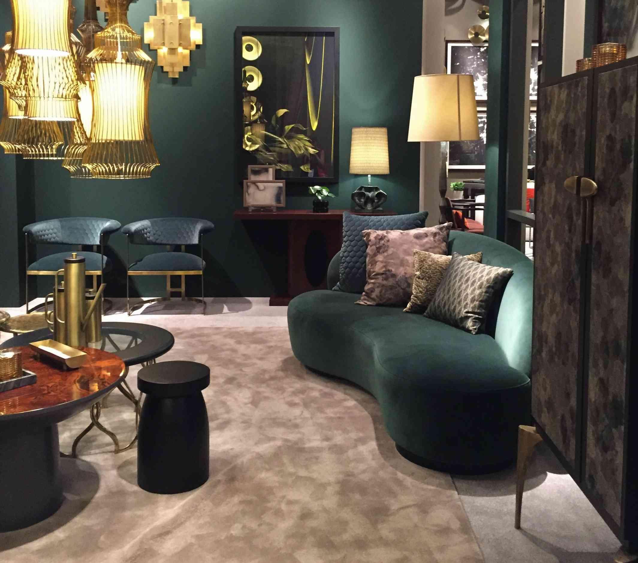 Salon Maison & Objet : l'Art déco sous toutes ses formes