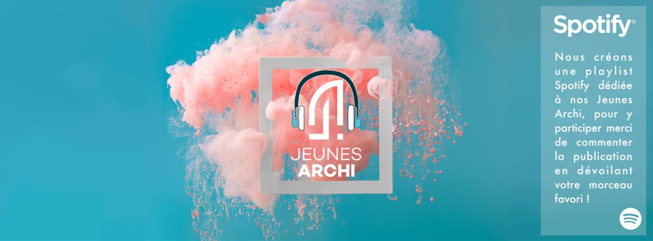 Découvrez notre Playlist Spotify