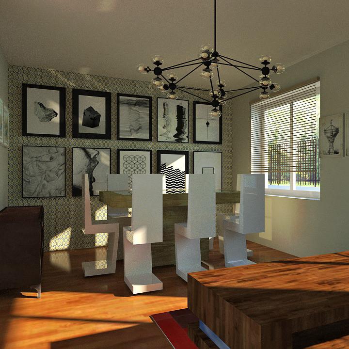 R novation d 39 une maison des ann es 70 jeunes archi - Renovation maison annee 70 ...