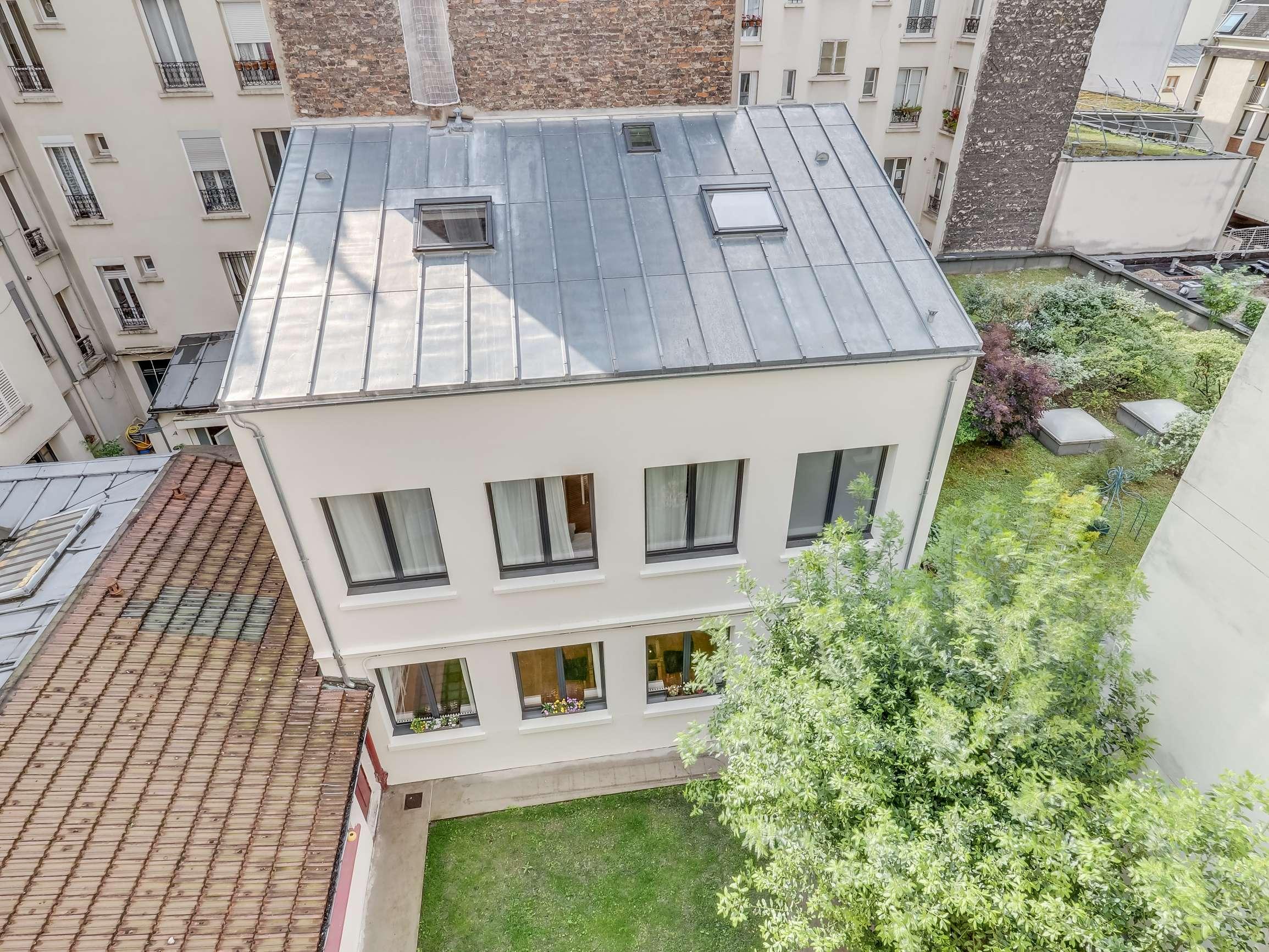 Rénovation maison 135m² Paris 18ème