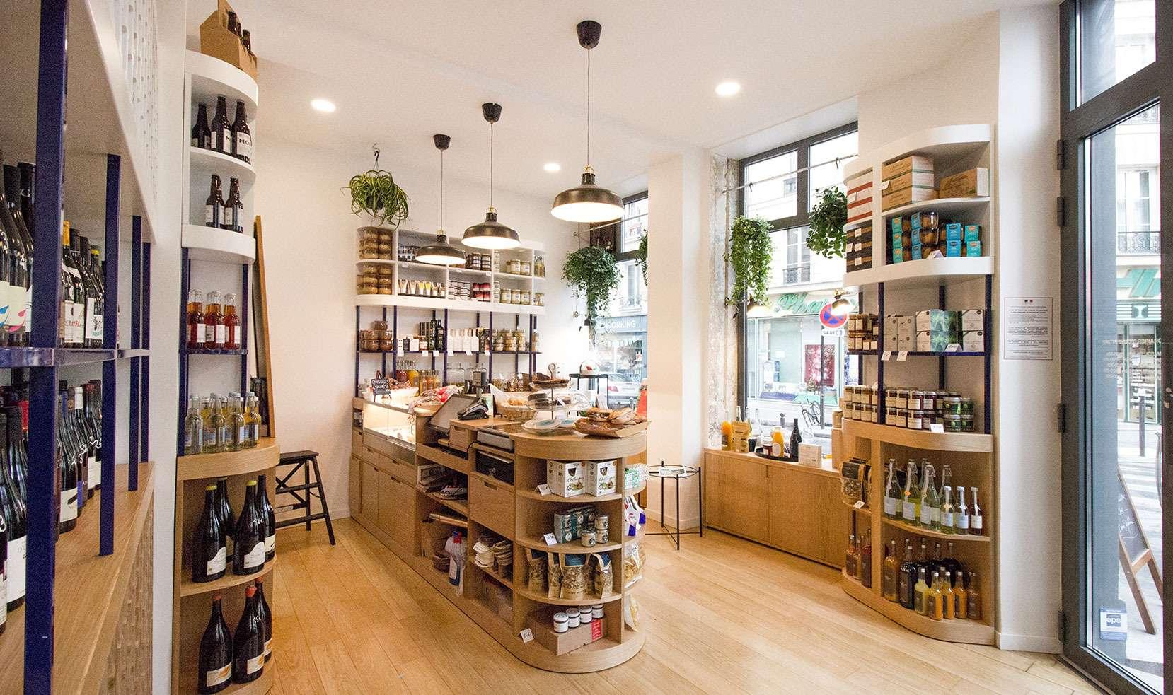 Tchin Papa - rénovation d'une boutique