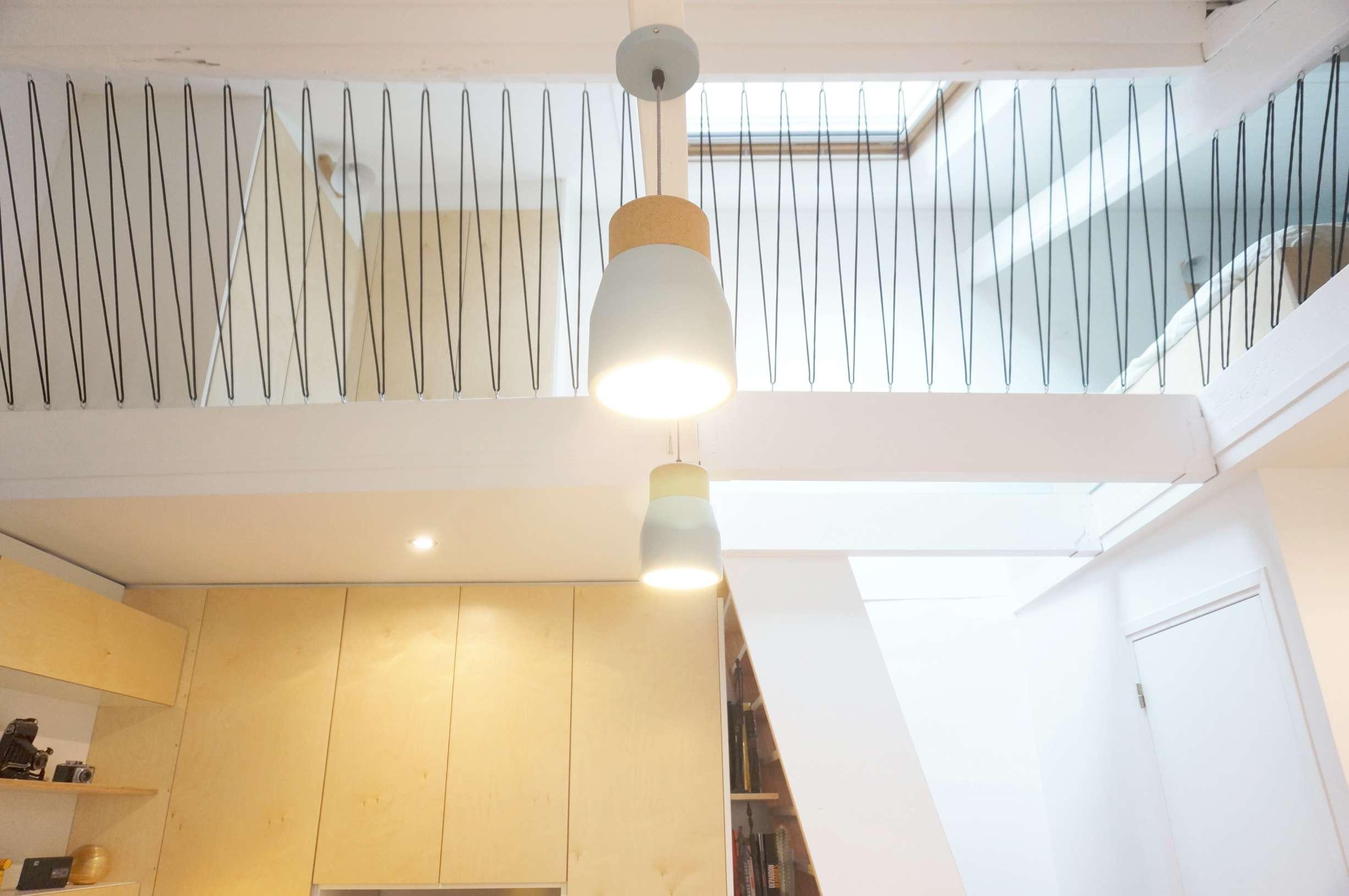 Rénovation d'un studio à Montmartre