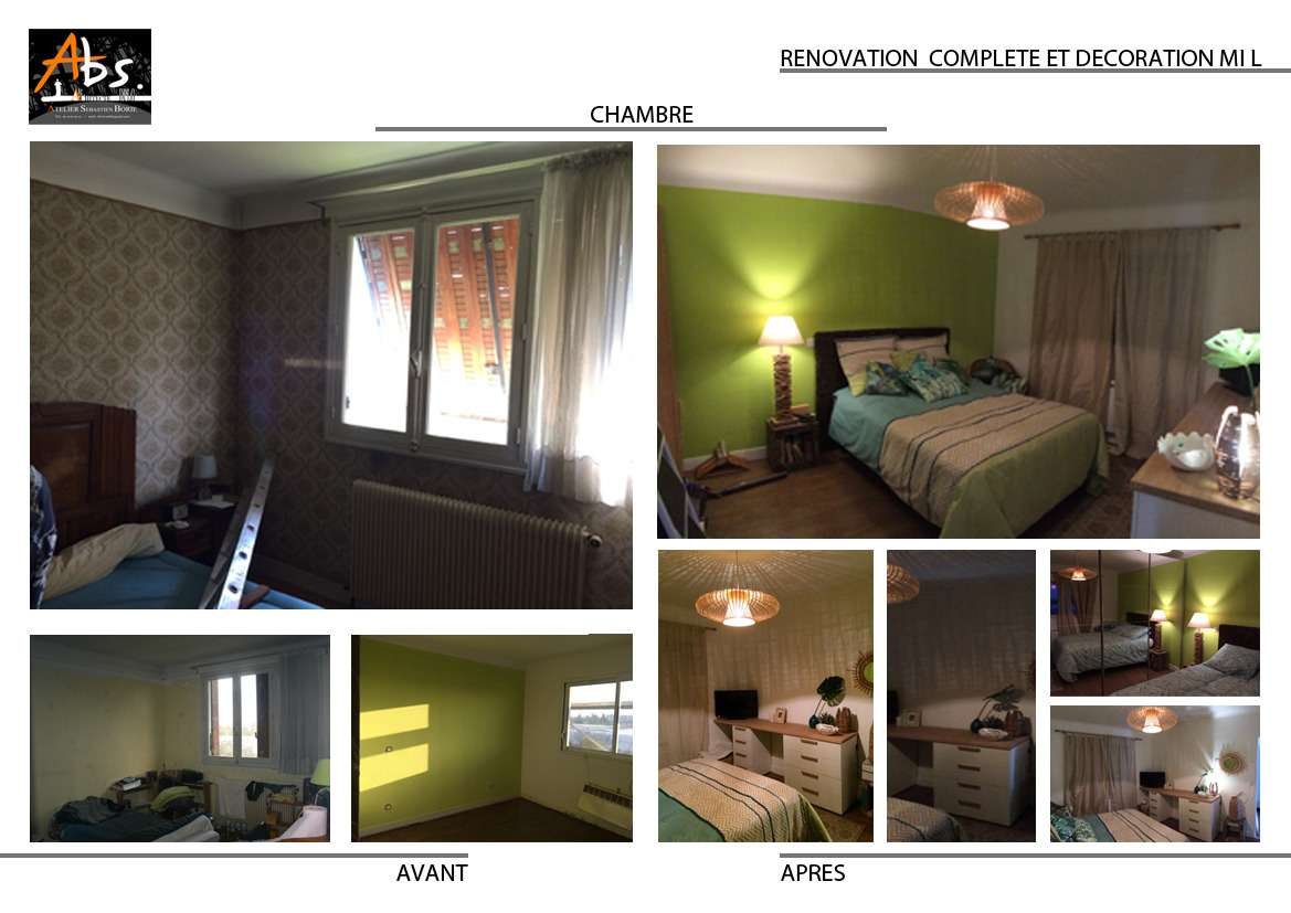 Rénovation totale et décoration intérieure
