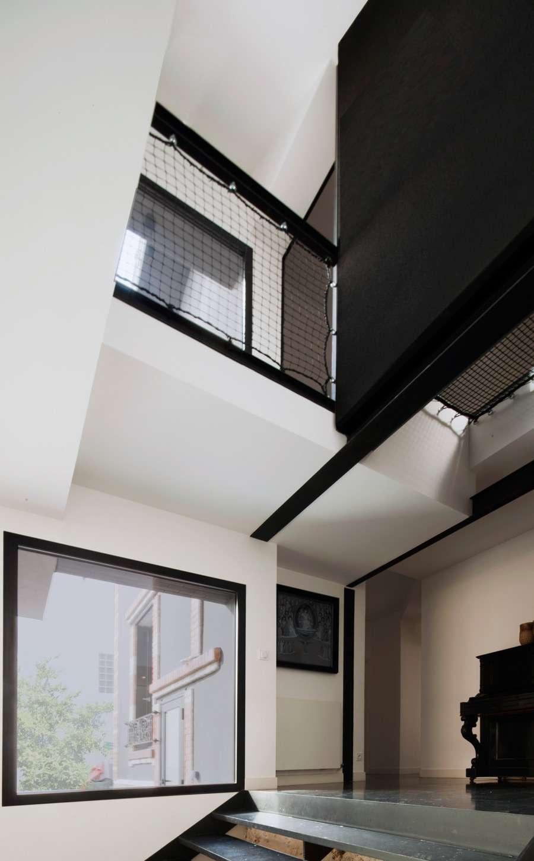 filet - escalier