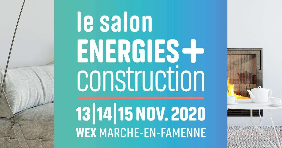 Salon Energies + Construction 2020