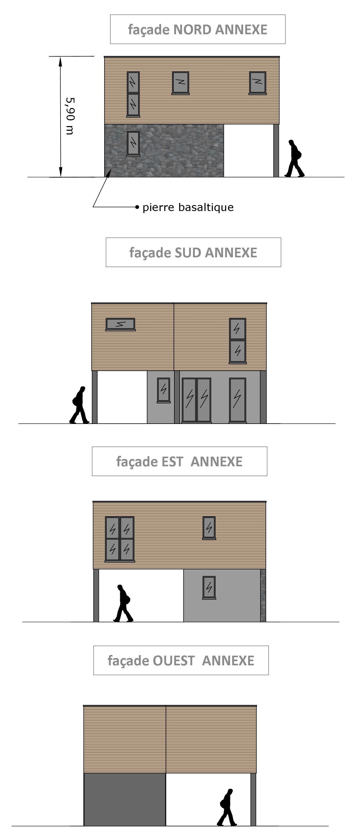 plan façades