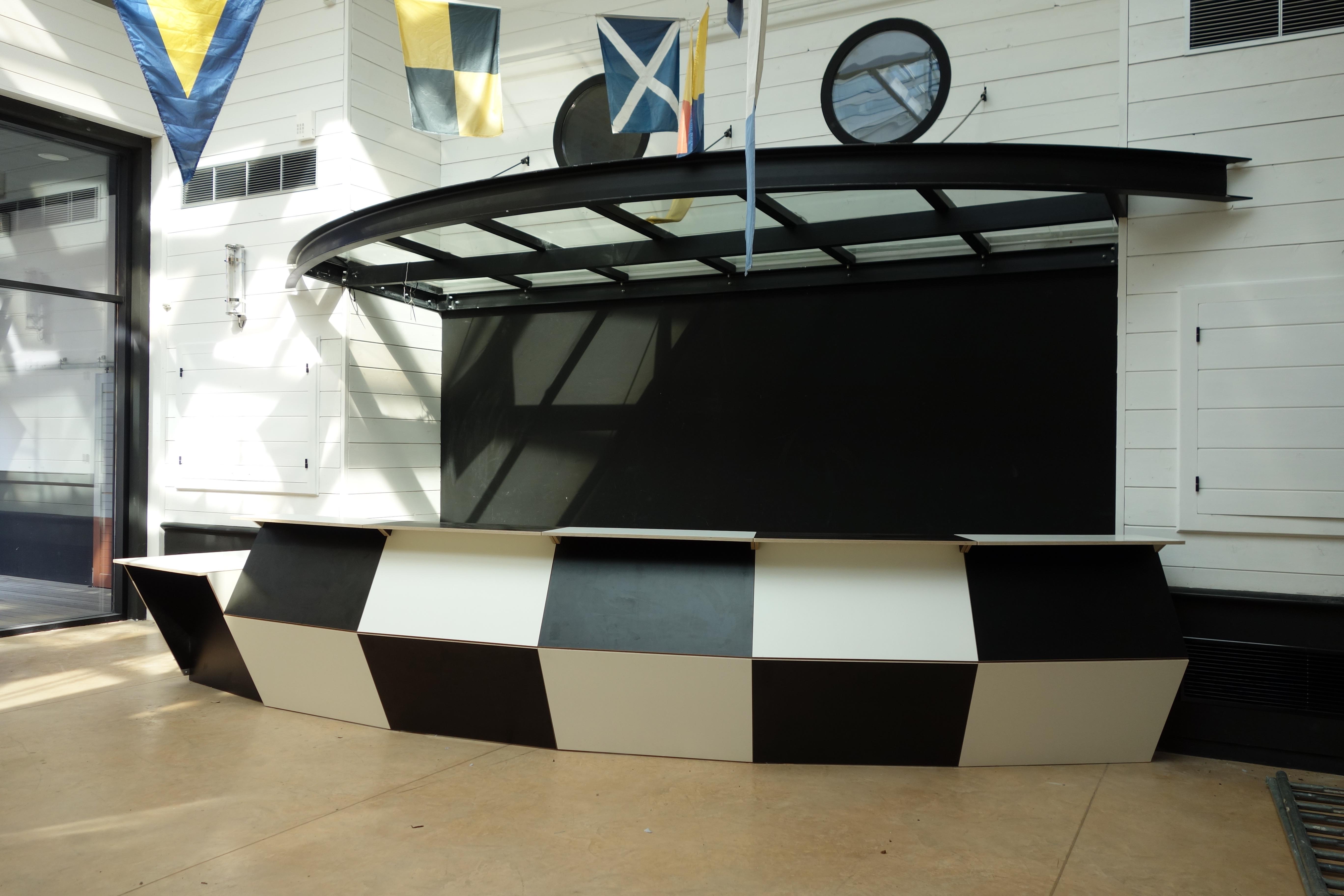 Mobilier Musée Maritime de La Rochelle